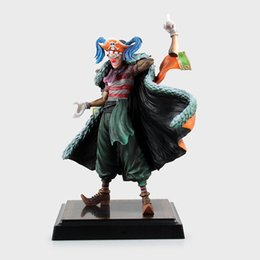 $enCountryForm.capitalKeyWord UK - One Piece The Joker Buggy Action Figure 1 8 Scale Painted Figure Chop Chop Fruit Version Buggy PVC Figure Toy Brinquedos Anime