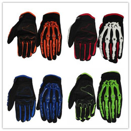 Gloves pro bikers online shopping - PRO BIKER racing motorcycle gloves off road all men and women breathable protective non slip gloves fashion touch screen