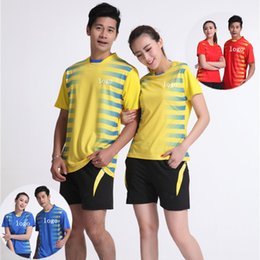 Sportswear T Shirt Badminton Australia - D6 Butterfly Badminton Suit Sportswear for Men & Women Short Sleeve T-shirt Leisure Running Basketball casual wear Table tennis H16310