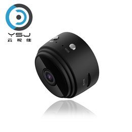 $enCountryForm.capitalKeyWord Australia - Upgraded A9 4K HD wifi mini camera super 10m night vision ultra-small camera phone wireless remote monitoring built-in battery black