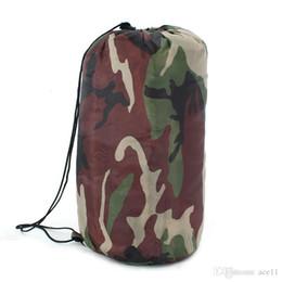 $enCountryForm.capitalKeyWord Australia - 38cm*20cm Waterproof Military Camouflage Polyester Cotton 3 seasons envelope outdoor camping hiking Sleeping Bags