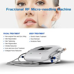 $enCountryForm.capitalKeyWord Australia - Thermage Skin rejuvenation Facical tightening Microneedles Fractional RF Face Skin Lifting Body Wrinkle Removal Thermage Machine