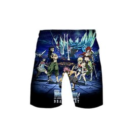 $enCountryForm.capitalKeyWord UK - 3D Fairy Tail Mens Swimwear Swim Shorts Trunks Beach Board Shorts Swimming Pants Swimsuits Mens Running Sports Surffing
