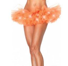 $enCountryForm.capitalKeyWord Australia - Fashion colors dance LED tutu mini skirt Up Neon Fancy Rainbow Mini Tutu Fancy Costume Adult light Skirt Q0115