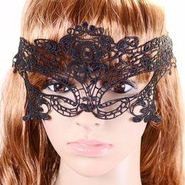 Elegant Ball Masks Australia - 1PC Sexy Elegant Eye Face Mask Masquerade Ball Carnival Fancy Party Sexy Wild Party Half Face Masks