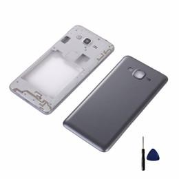 $enCountryForm.capitalKeyWord Australia - Original Back battery Housing middle frame bezel Cover Case For Samsung Galaxy Grand Prime G531 SM-G531 Housing+Tools(Not