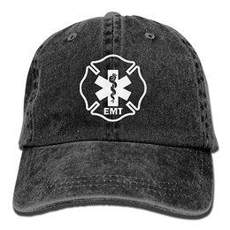 $enCountryForm.capitalKeyWord NZ - 2019 New Wholesale Baseball Caps Mens Cotton Washed Twill Baseball Cap EMT Shield First Responder Military Hat