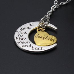 $enCountryForm.capitalKeyWord Australia - Simple Family Members Pendant Necklaces Aunt Brother Sister Daughter Mom Dad Friendship Lover Couples Necklace Gift