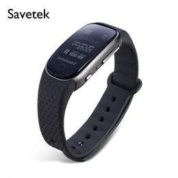$enCountryForm.capitalKeyWord NZ - Savetek Fashion Wristband Bracelet Voice Activated Mini USB Pen 8GB Digital Audio Voice Recorder Sport Pedometer For Lectures Meeting Notes