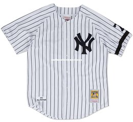 don mattingly jersey 2020 - Don Mattingly New York #23 Mitchell & Ness Retro 1995 Home Jersey cheap don mattingly jersey