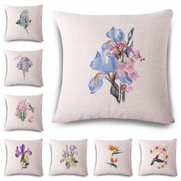 $enCountryForm.capitalKeyWord Australia - Small Fresh Cartoon Hand Cotton Flax Pillow Back Cushion