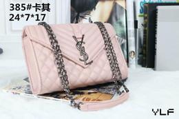 $enCountryForm.capitalKeyWord Australia - Free Shipping 25CM Fashion Brand design Leather Bag for women bag shoulder bags for female hot sale