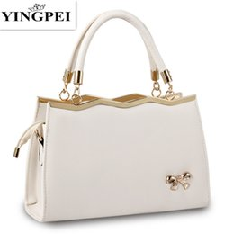 $enCountryForm.capitalKeyWord Australia - Yingpei Women Bags Casual Tote Women Pu Leather Handbags Fashion Women Messenger Bags Bags Famous Brands Designer Y190619