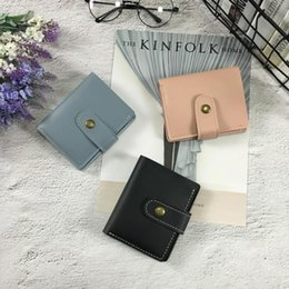 Wholesale Special colors Key Pouch Zip Wallet Coin Leather Wallets Women designer purse