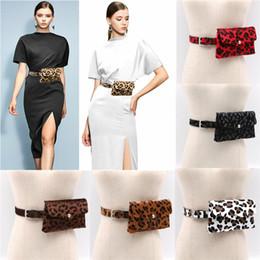 $enCountryForm.capitalKeyWord Australia - Women Belt Bag Sport Hip Chest Leopard Print Shoulder Purse Travel Waist Fanny Crossbody Pack Belt Pouch Hip Bum Bag Purse