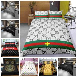 $enCountryForm.capitalKeyWord Australia - Fashionable 3D Bedding Set King Size Twin Full Queen Single Double Duvet Cover Set Nice Home Decoration Comforter Cover with Pillowcase