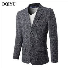 Men Slim Fit Jackets Australia - New Men Jackets Blazers Business Casual Suit Jackets Slim Fit Men Blazers and terno masculino