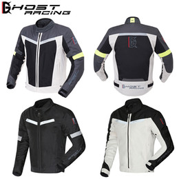 $enCountryForm.capitalKeyWord Australia - GHOST RACING warm breathable cycling jackets motorcycle jackets racing jackets knight off-road jackets motorcycle clothing waterproof