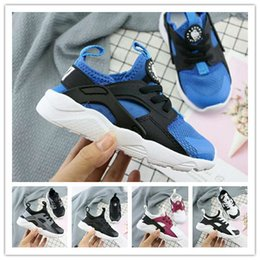$enCountryForm.capitalKeyWord NZ - 2018 Air Huarache Ultra Running Shoes For Men Woman Big kids Black White Air Huaraches Huraches Sports Sneakers size22-35