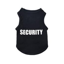 $enCountryForm.capitalKeyWord Australia - Pet Vest 100% Cotton Cross Border Hot Style Pet Leggings Teddy Dog's Clothes Spring And Summer Thin Style
