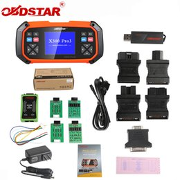 audi service reset tool NZ - OBDSTAR X300 PRO3 Key Master with Immobiliser + Odometer Adjustment +EEPROM PIC+OBDII+EPB+Oil Service reset+Battery matching+Diesel Particu
