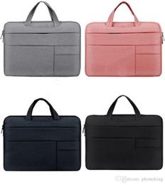 $enCountryForm.capitalKeyWord Australia - Colorful Laptop Sleeve Soft Zipper Pouch 11 12 13 14 15 15.6 Inch Bag Case Cover for MacBook Air Pro Ultrabook Laptop