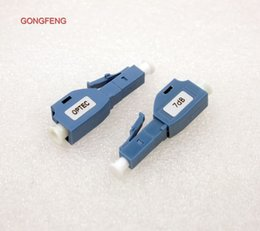 $enCountryForm.capitalKeyWord Australia - GONGFENG 10PCS NEW Optical Fiber Attenuator Fast Connector of Fiber Coupler 1dB ~ 15dB light LC Special Wholesal Free shipping