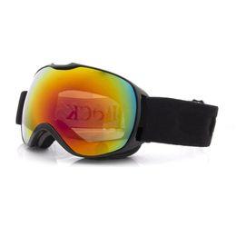$enCountryForm.capitalKeyWord Australia - Unisex Ski Big Goggles TPU Layers Double Anti-condensate Mask Snow Nylon Outdoor New Children Snowboard
