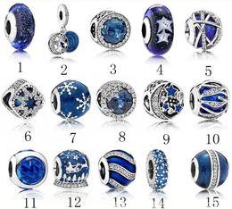 $enCountryForm.capitalKeyWord Australia - S925 Sterling silver jewelry Diy Big Hole Loose Beads Fits European Ale Charm For Pandora Bracelets for women For European Bracelet&Necklace