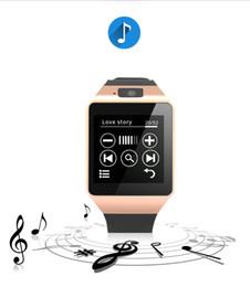 Relogio bluetooth online shopping - DZ09 Smartwatch Bluetooth Smart Watch Relogio Watch Android Phone Call SIM TF Camera for IOS Apple iPhone Samsung HUAWEI