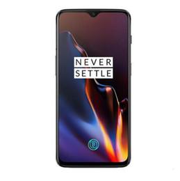 "Discount vietnamese gps - Original Oneplus 6T Mobile Phone 6 8GB RAM 128 256GB ROM Snapdragon 845 Octa Core 6.41"" Dual Camera Screen Unlock N"