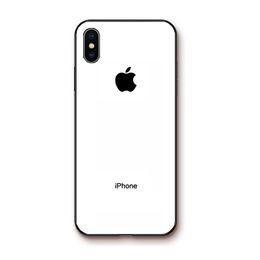 $enCountryForm.capitalKeyWord Australia - 19 Designer Phone Case for Iphone 6 6s,6p 6sp,7 8 7p 8p X XS,XR,XSMax Fashion Classic Apple Logo Luxury Hot Sale Balck and White Real Cover
