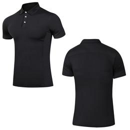 $enCountryForm.capitalKeyWord Australia - 2019 New Women Men Gym Polo Running Shirt Tops Quick Dry Golf T-Shirts Slim Fit Short Sleeve Tees Sport Fitness Tennis T Shirts