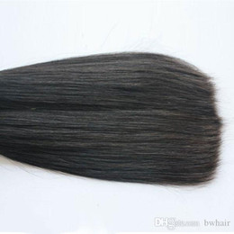 $enCountryForm.capitalKeyWord Australia - double drawn without small short hair 100g piece 4pcs lot 100% human hair virgin remy brazilian human hair bundles extensions