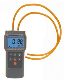 pressure gauge manometer 2021 - AZ82062 Digital Manometer High Accurary Pocket Size 6 Psi Economic Pressure Gauge Differential Pressure Meter Tester