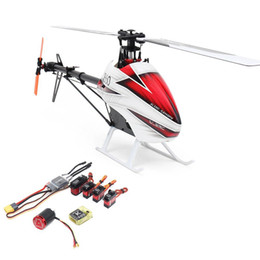 helicopter system NZ - ALZRC Devil X360 FAST FBL 370mm Blade RC Helicopter With Brushless Motor 50A V4 ESC Gyro System Servo - Super Combo B