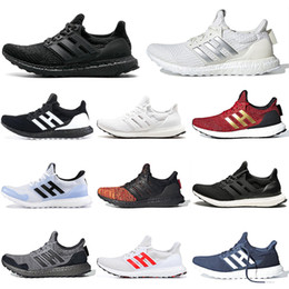 $enCountryForm.capitalKeyWord Australia - 2019 Game Of Thrones x ultra boost running shoes men women triple black White Walker ultraboost outdoor mens trainers sports sneakers