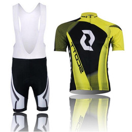 Yellow Scott Bicycles Australia - Vacove Brand New 2017 Pro Team Scott Cycling Jersey Red Bike Shorts Set Ropa Ciclismo Quick Dry Pro Cycling Wear Bicycle Maillot Culotte