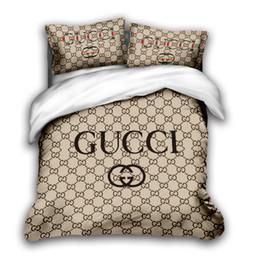 3D-Designer-Bettwäsche-Set King-Size-Luxus-Bettbezug Kissenbezug Queen-Size-C3 Bettbezug Designerbett Decken-Sets im Angebot