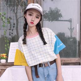 $enCountryForm.capitalKeyWord Australia - Harajuku Style Women Tshirt Spring Summer Fashion Print Short Sleeve O Neck Cotton Womens Tops Casual Loose T shirt Femme