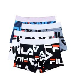 9cdb28ad60 5 Pairs lot Print Mens Underwear Boxer Brief Shorts Luxury Breathable  Designer Funny Fashion Colorful Sexy Boxer Soft Male Penis Boxer Homme