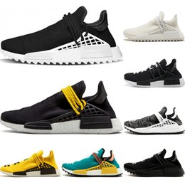 $enCountryForm.capitalKeyWord Australia - Human Hotting Race Pharrell Williams Yellow Black Nerd Sports Men Women Running Shoes Cream Black Nerd Blue Red Pale Nude Holi Sneaker Shoes