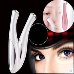 $enCountryForm.capitalKeyWord Australia - Beauty Mini Eye Massage Device Pen Type Electric Eye Massager Facials Vibration Thin Face Magic Stick Anti Bag Pouch & Wrinkle