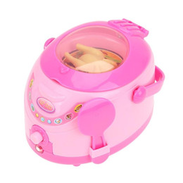 Boy Toy House UK - Mini Simulation Kitchen Toys for Kids Pretend Play House Toy Electric Cooker Furniture Children Puzzle Toys For Baby Girls Boys