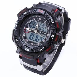 $enCountryForm.capitalKeyWord Australia - G Style Shock Alike Waterproof Outdoor Sports Watches Men Quartz Watch Clock Digital Military Led Wrist Watch Relogio Masculino MX190716