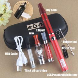 $enCountryForm.capitalKeyWord Australia - UGO V II 4 in 1 Battery Starter Kit 4in1 Multiple Vaporizer Vape Pen EVOD Battery 900 650mah EGO CE4 Dry Herb WAX Cartridge