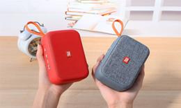 Mini Audio Alarm NZ - New TG-506 Bluetooth Shower Speaker Mini Portable Computer Speakers With Alarm Clock Display Fm Radio Bedroom Speaker