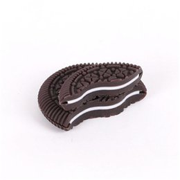 Wholesale Magic Games Tricks Restored Biscuit Cyril OREO Bite Cookie Funny Toy OREO Bite Out Cookie Close Up Tricks Props