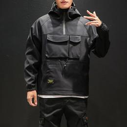 $enCountryForm.capitalKeyWord Australia - Zogaa 2019 Workwear Jacket Men's Pilot Hooded Jacket Winter Plus Velvet Large Size Baseball Uniform Tide Card Loose Windbreaker SH190814