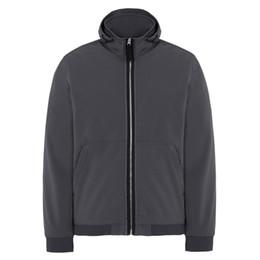Light hooded online shopping - 19SS LIGHT SOFT SHELL R JACKET TOPST0NEY Men Jacket Facshion HFLSJK323
